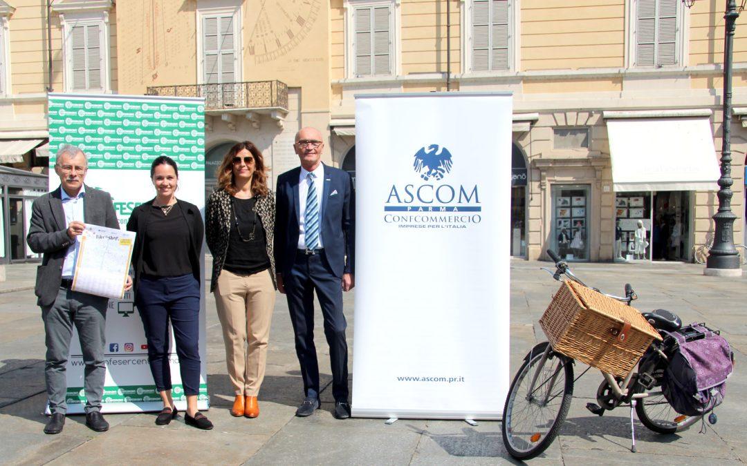 Bike to Shop: 10% di sconto se acquisti muovendoti in bici. Dal 12 aprile a tutto il mese di settembre 2019